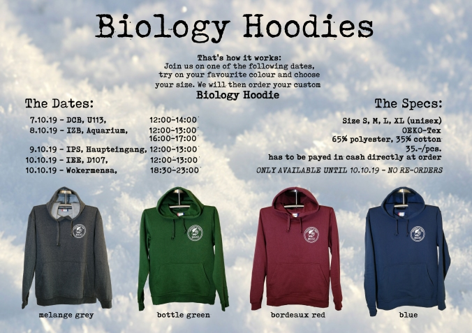Hoodies Flyer (Digital)
